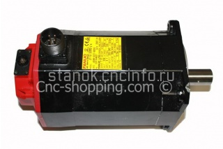 A06B-0077-B203 сервомотор FANUC AC Servo motor model Beta 12/2000 iS