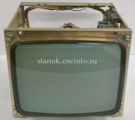 A61L-0001-0074 CRT Version Fanuc monitor