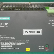 SIEMENS 6EP1436-1SH01 Power supply SITOP Power 20
